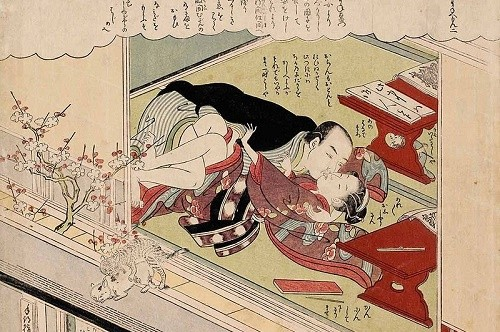800px-Suzuki_Harunobu_-_Sexual_Misconduct,_From_the_book_Fashionable,_Lusty_Mane'emon_1770